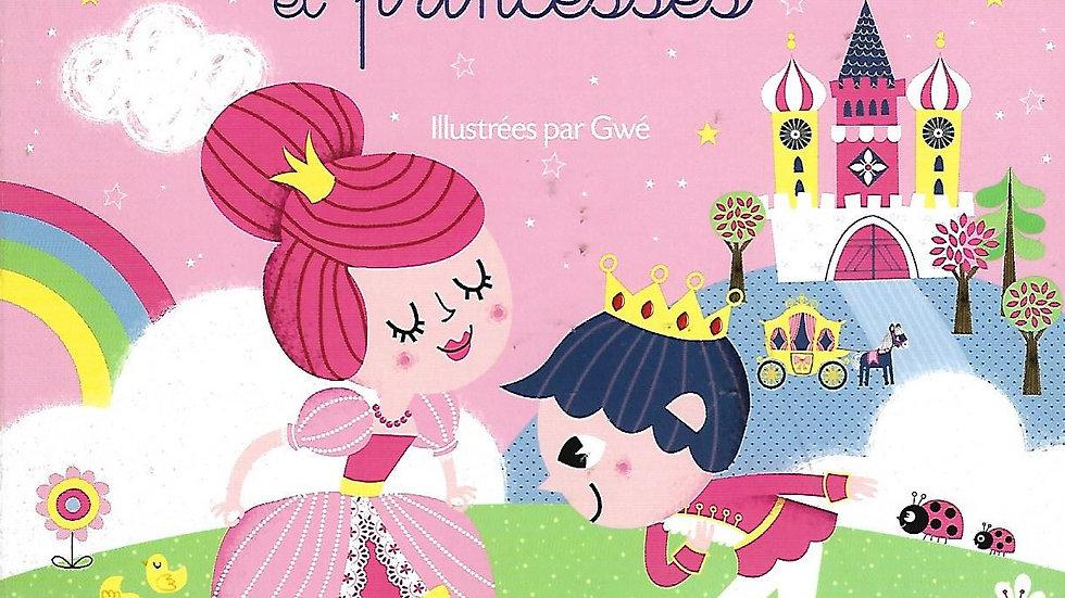 Mes Premieres Chansons de Princes et Princesses