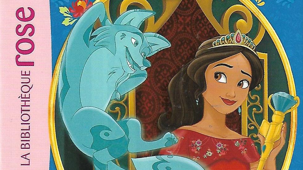 Elena d'Avalor- Les premiers pas d'une princesse