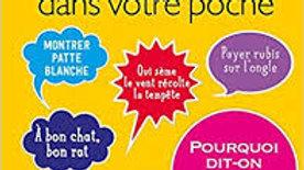 Les Expressions Françaises dans votre poche-Larousse.
