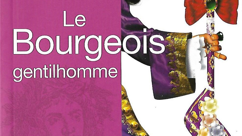Le Bourgeois gentilhomme- Moliere