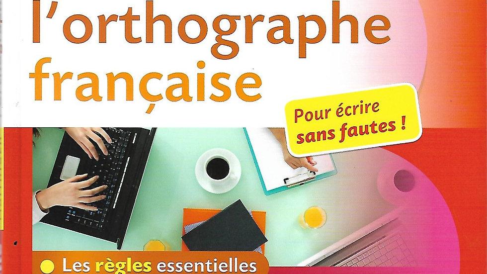 Bescherelle- Maitriser l'Orthographe Francaise