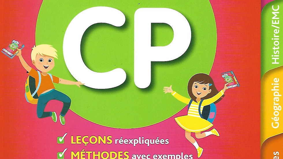 Toutes les matieres CP (ALL SUBJECTS)