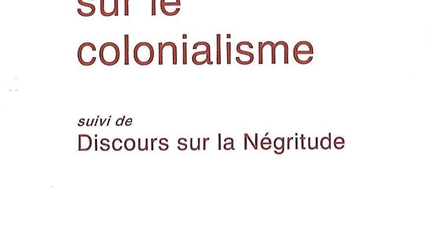 Discours sur le colonialisme- Aime Cesaire