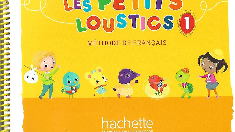 Les petits loustics 1 (Textbook&workbook)