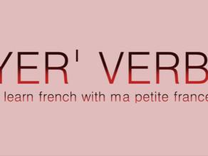 CONJUGATING ''YER'' VERBS- MPFG102