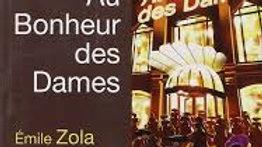 Au Bonheur des Dames-Emile Zola.