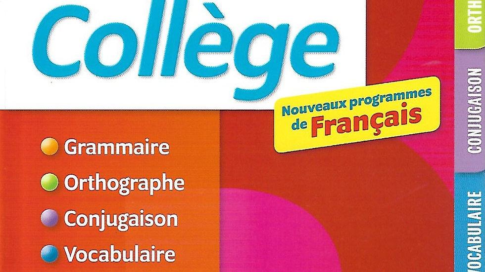 Bescherelle- College ( Nouveaux Programmes de Francais )