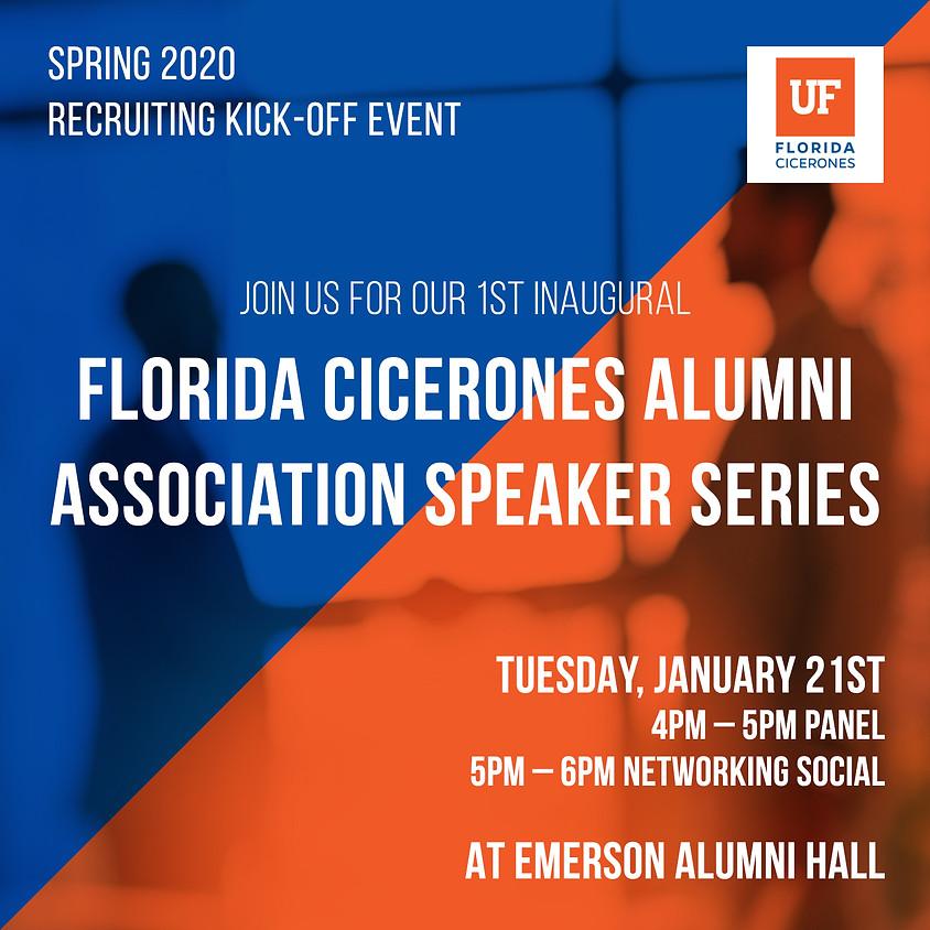 FCAA Speaker Series Event