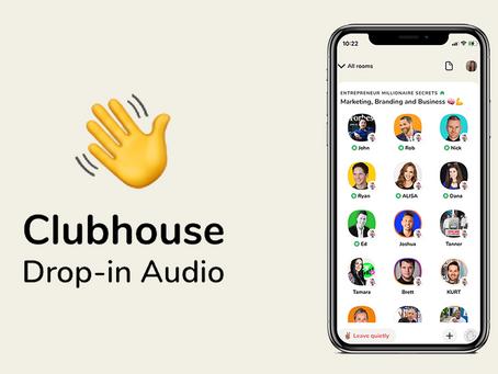 Clubhouse : le nouveau réseau social qui a la côte.