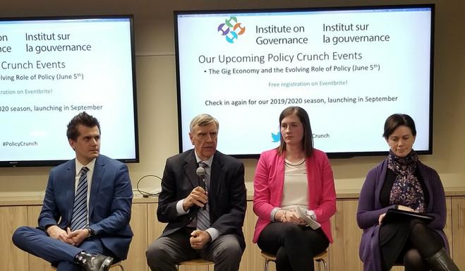 Policy Crunch