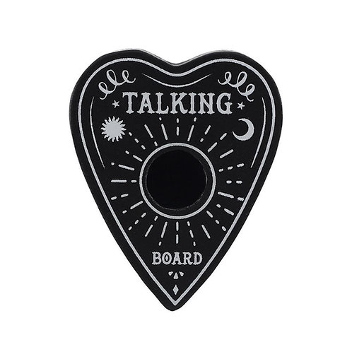 Talking Board Spell Candle Holder
