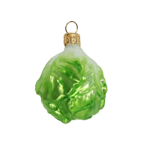 Brussel Sprout Christmas Decoration
