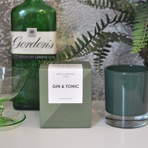 Gin and Tonic Scented Candle