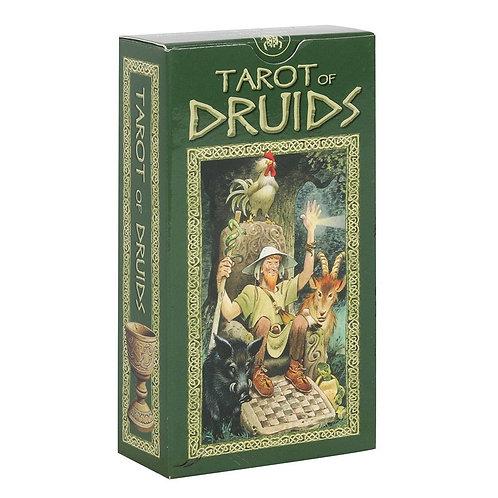 Tarot of Druids Deck with Guidebook