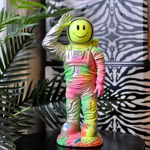 Cosmic Spaced Man Astronaut Figure