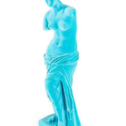 Quirky Flocked Venus De Milo Figure