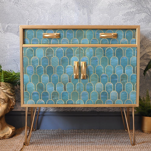 Upcycled Vintage G Plan Cabinet Bethan Gray Decoupage