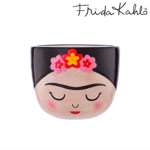 Mini Frida Kahlo Planter