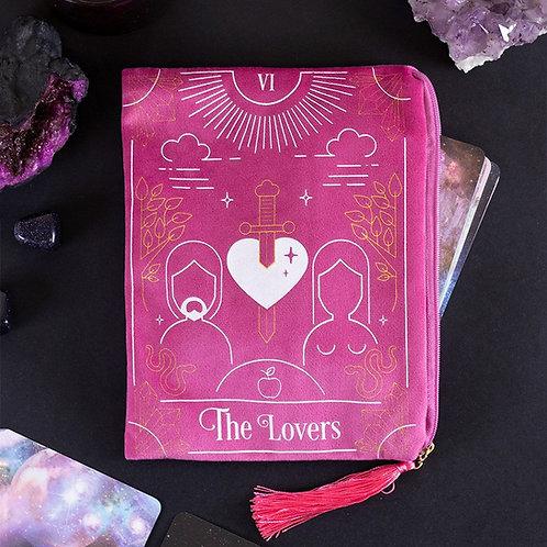 The Lovers Tarot Card Bag