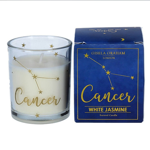 Cancer Zodiac Star Sign Scented Candle