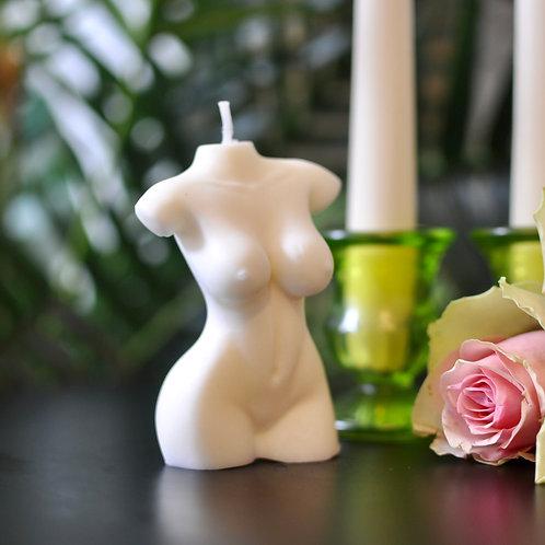 Gorgeous Soy Female Body Goddess Candle
