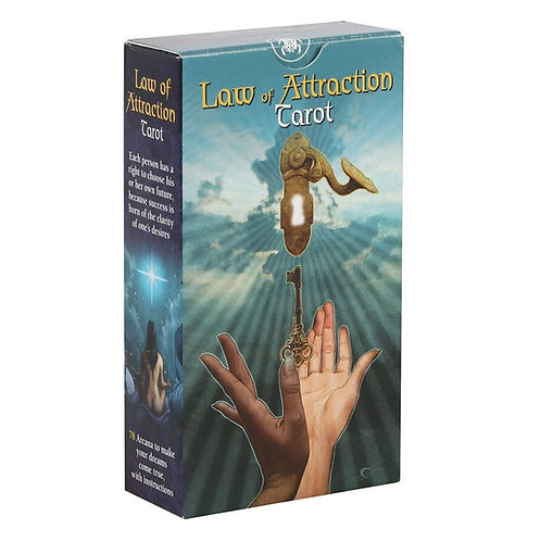 Law of Attraction Deck with Guidebook