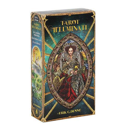Illuminati Tarot Deck with Guidebook