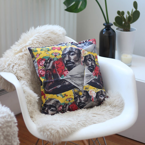Luxury 'Dear Mama' Handmade Designer Cushion