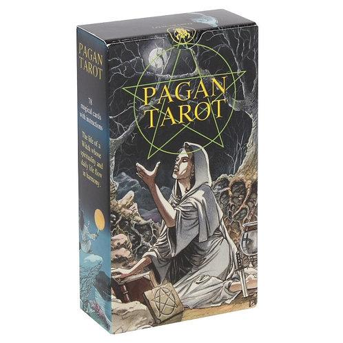 Pagan Tarot Deck with Guidebook