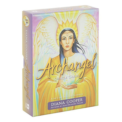 Archangel Oracle Cards with Guidebook