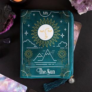 The Sun Tarot Card Pouch