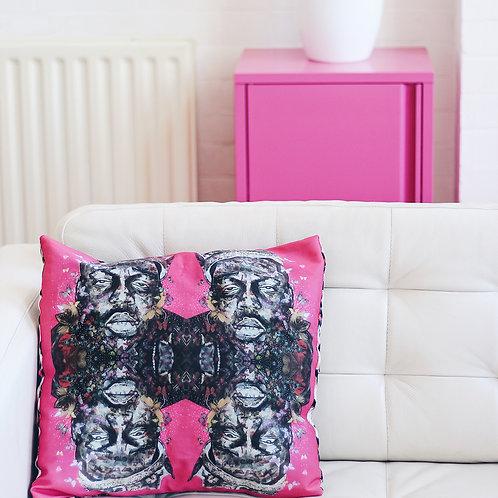 Luxury 'It Was All A Dream' Handmade Cushion