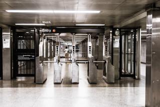 F Train Loner