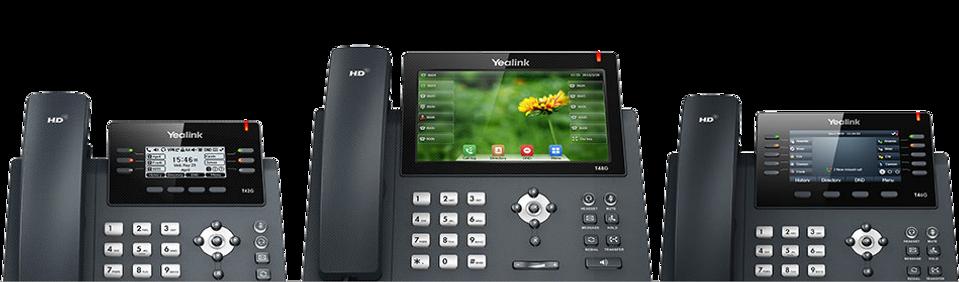 Téléphonie IP pour entreprises