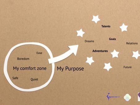 La Comfort zone da prospettive diverse