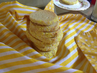 Lemon wheel cookies