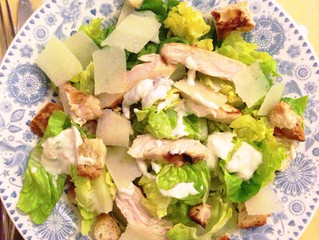 Chicken Caeser Salad