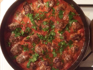 Izmir Kofte - best ever meatballs
