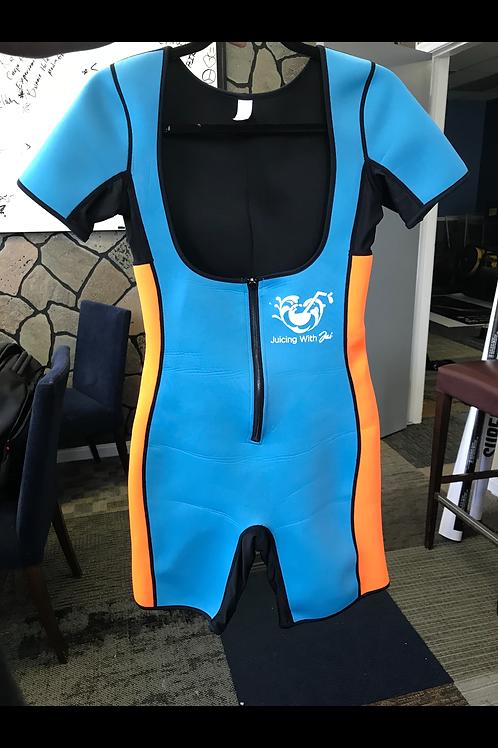 XL Body Shredder Sweat Suit