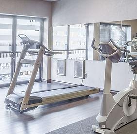 Fitness room - Hotel Universel Quebec