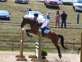 Experienced Training level eventing partner