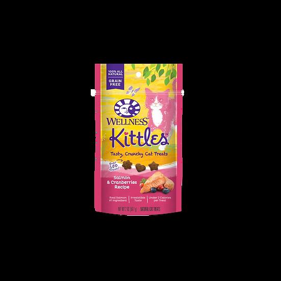 Wellness Kittles - Salmon & Cranberries