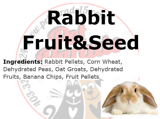 Rabbit Fruit and Seed