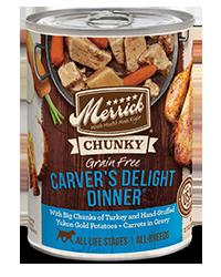 Merrick Carver's Delight Dinner