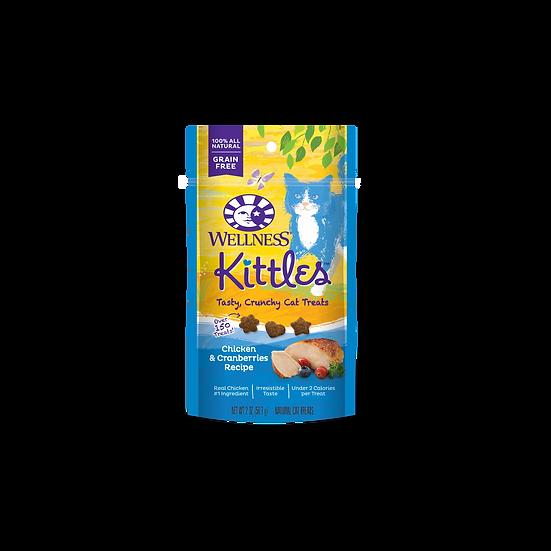 Wellness Kittles - Chicken & Cranberries
