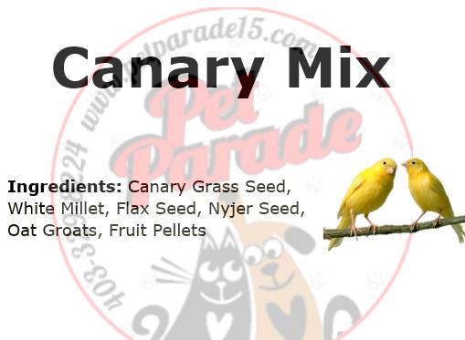 Canary Mix