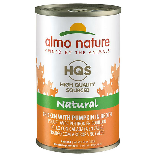 Almo Nature - Chicken with Pumpkin