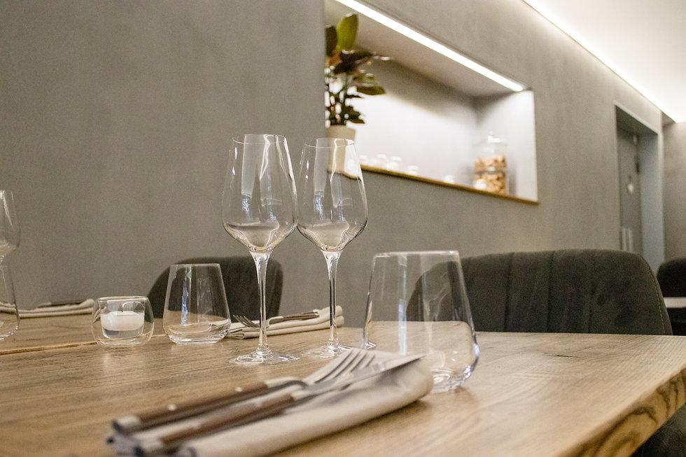 table restauraurant Zingue