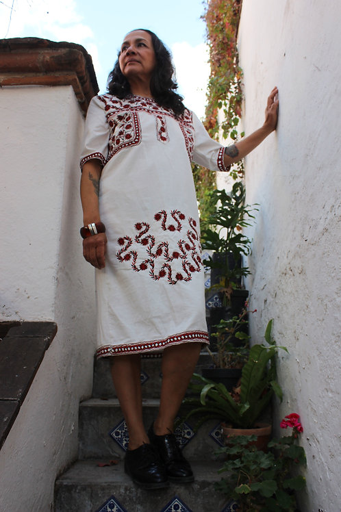 Vestido Fabiola Blanco