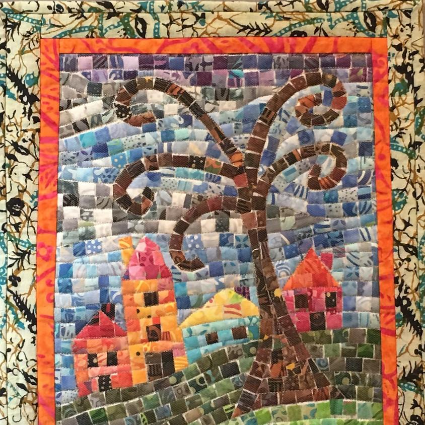 Cheryl Lynch - Mini Mosaic Workshop